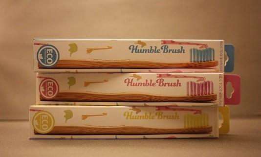 Bamboe Humble Brush voor kinderen