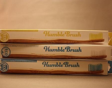 Bamboe Humble Brush volwassenen