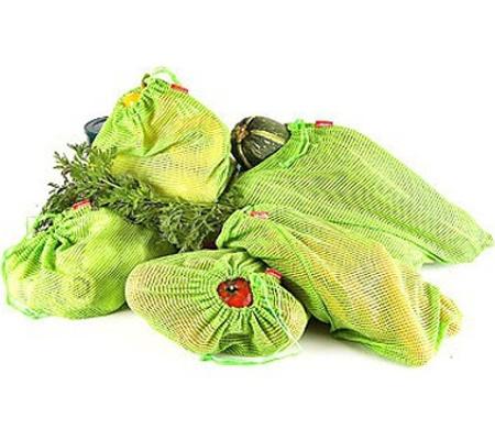 Groente-, Fruit en Broodzakken