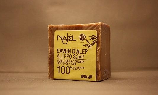 Aleppo zeep 100% puur Olijf olie