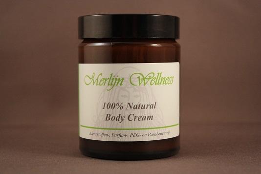 Natural Body Cream 100ML