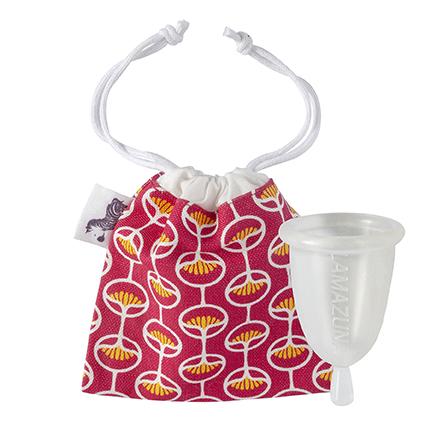 Lamazuna Menstruatie Cup Maat 1