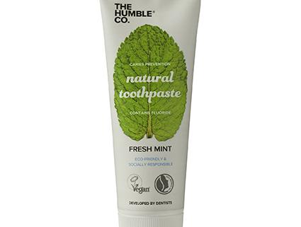Tube natural tandpasta Fresh Mint van The Humble Company